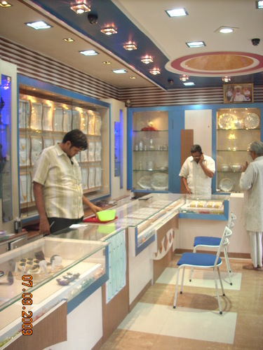 Jewellery Interiors in Chennai | ID: 2888026012