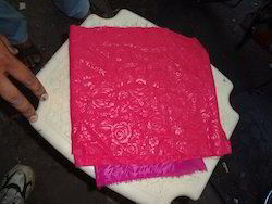 Emboss Fabric Sample