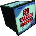 Digital Tap Position Indicator With Voltage &counter Display
