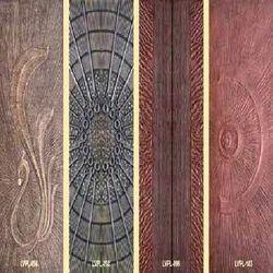 Carved Door Panels