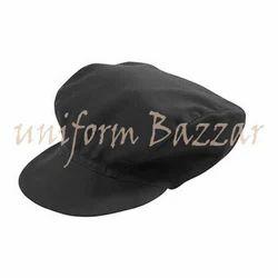 Chef Cap Black Ccaps-30