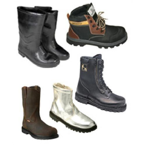 Selection Of Ppe Foot And Leg Protection Safetyhow
