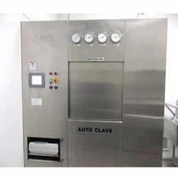 Vertical Door Steam Sterilizer