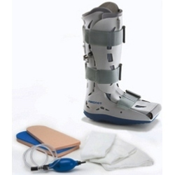 Aircast XP Walker Orthopedic Brace with Diabetic System