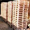 Brown Wooden Euro Pallets
