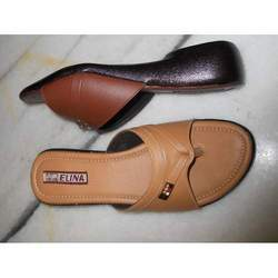 Leather Slippers 406-0WL2