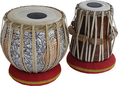Brass Nickled Tabla at Rs 12000 /piece | Connaught Place ... Tabla Instrument