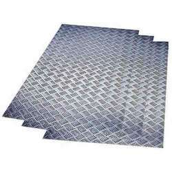 Stainless Steel 347 H Chequered Plate