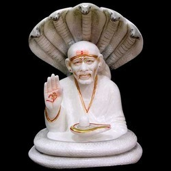 Sai Baba with Snake
