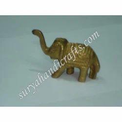 Brass Plane Elephant