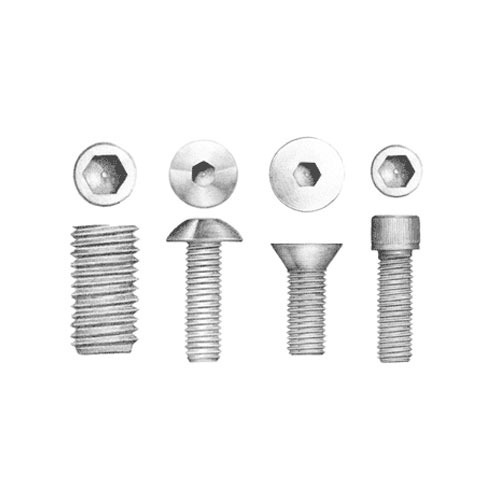 Socket Screw Allen Key Bolts Wholesaler From Mumbai