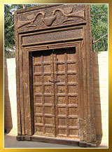 Wooden Door Frame In Jodhpur लकड क दरवज क