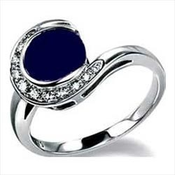 rose blue rings sapphire in rg swirl colored two nl gold halo with jewelry ring engagement stone