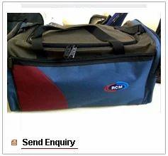 Plain Polyster Travel Bag