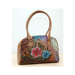 Ladies Hand Painted Day Bags