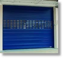 Electopsated Rolling Shutters