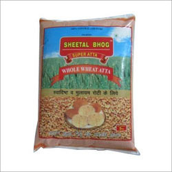 2 Kg Wheat Atta Packing Bags