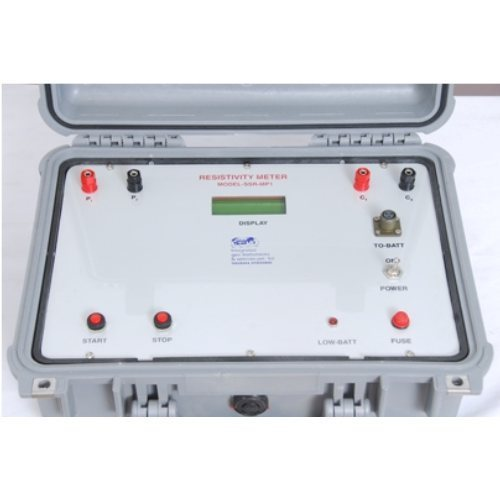 Resistivity Meter (model :SSR-MP1)