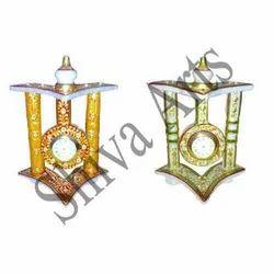 Shiva Arts Splendid Marble Clocks