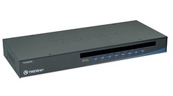 2 Rack Mount KVM Switch
