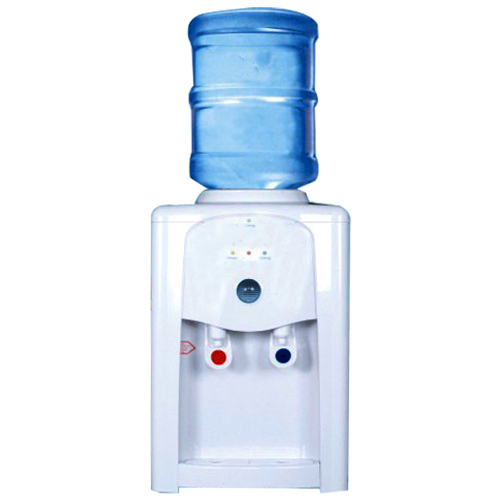White Waves Table Top Water Dispenser Tank Capacity 3 1