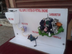 Fuel Supply System Petrol Engine