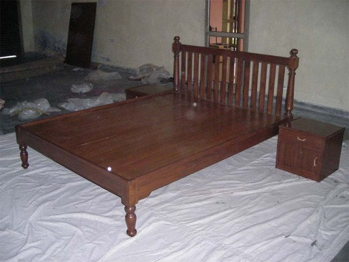 Foldable King Size Bed
