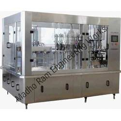 Automatic Soda Water Filling Rotary Machine