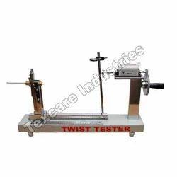 Manual Twist Tester