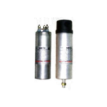 Power Capacitor in Aluminum Cylindrical Design