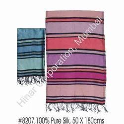 Stripes Silk Scarves