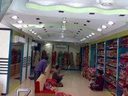 Textile Showrooms Interiors In Hyderabad