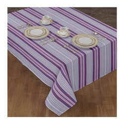 Stripe Design Table Cover