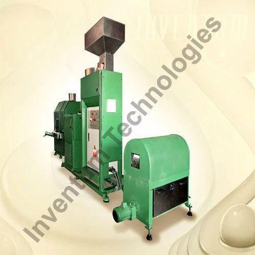 Automatic P P  Cap Manufacturing Lines - Inventum Machine