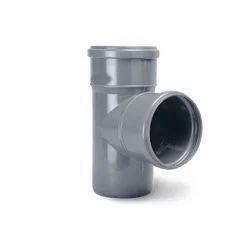 PVC Plastic Tee