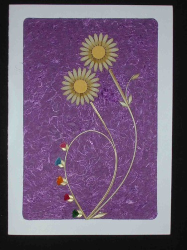 Hand made greeting cards bright cane wood craft manufacturer in hand made greeting cards m4hsunfo