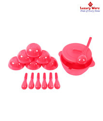 Red Soup Set