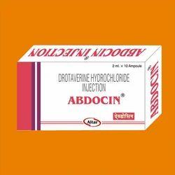 Drotaverine Hydrochloride Injections