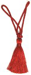 Wine Red Tassel