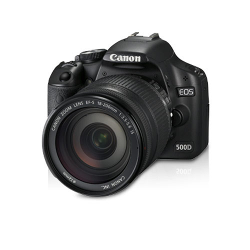 Canon Digital Camera EOS 500D