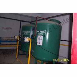 Pressure and Activated Carbon Filters