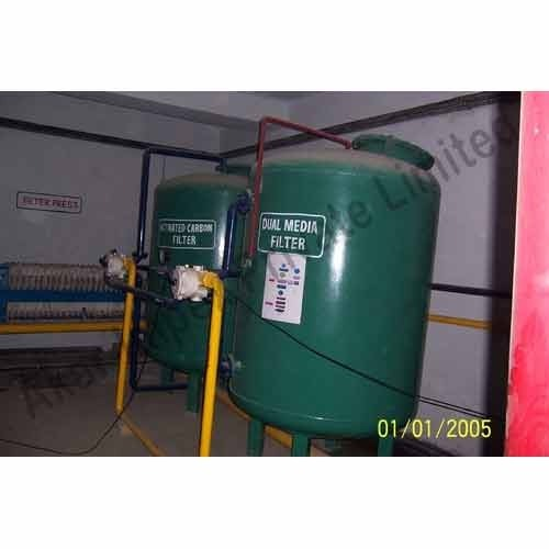 Pressure Sand and Activated Carbon Filters - Pressure Sand Filter