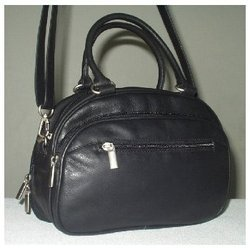 Ladies Office Leather Hand Bag