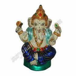 Meena Painting Ganesha