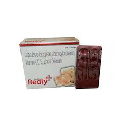 Redly Softgel Capsules