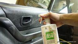 Car Interior Cleaning & Polishing