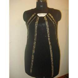 Designer Sequin Tunic Tops