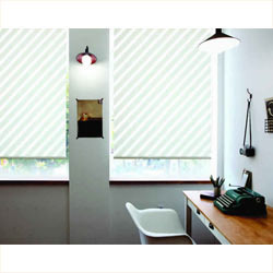 Sloping Blinds