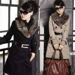 0fcda2b4298 Ladies Leather Long Coats | Fashion House | Exporter in Industrial ...