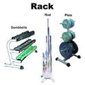 Dumbbells Racks